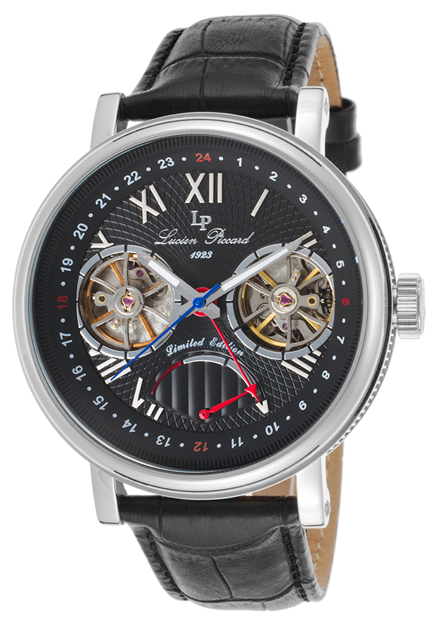 lucien piccard · matador limited edition men s automatic leather